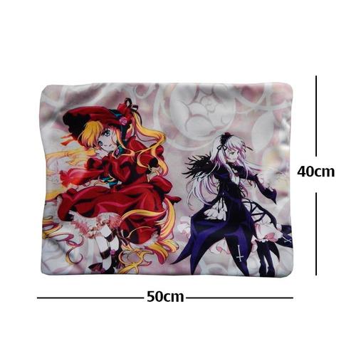 rozen maiden shinki suigintou funda de almohada de 40 x 50cm