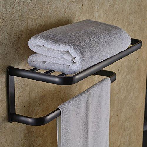 rozin bronce aceitado baño sostenedor de la toalla del esta