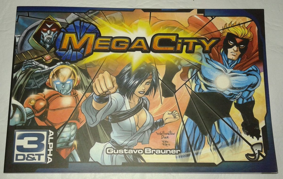 mega city 3d&t
