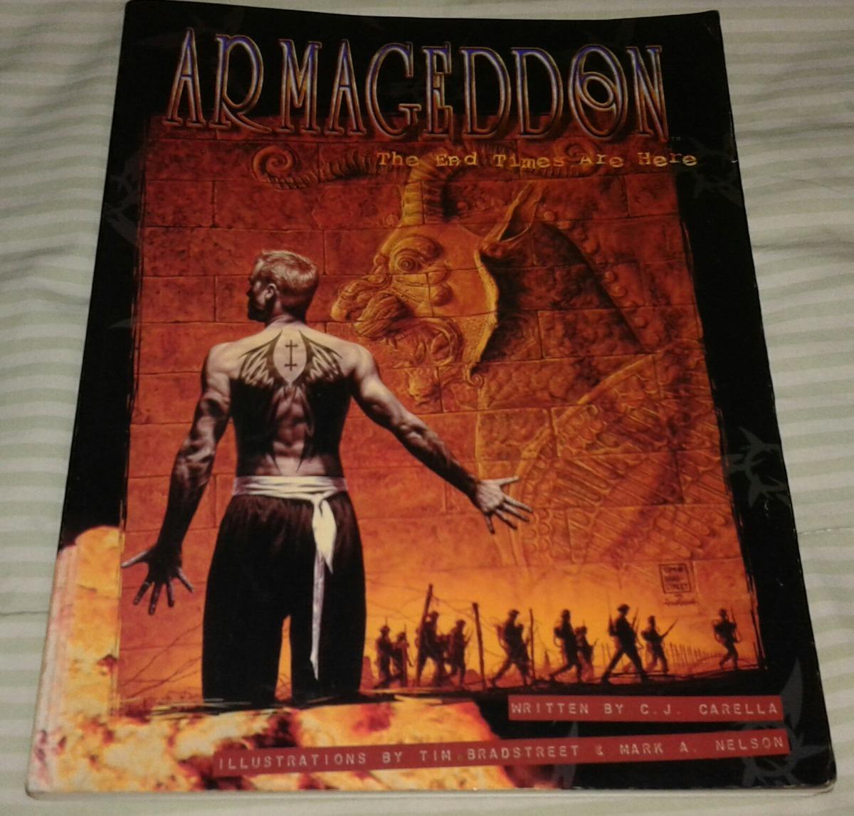 ARMAGEDDON THE END TIMES RPG EBOOK DOWNLOAD