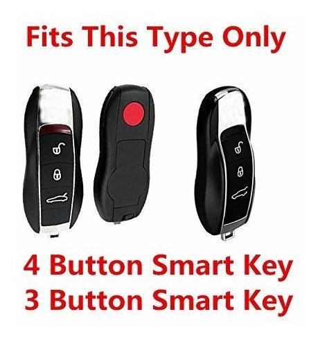 rpkey entrada sin llave control remoto llave fob de silicona