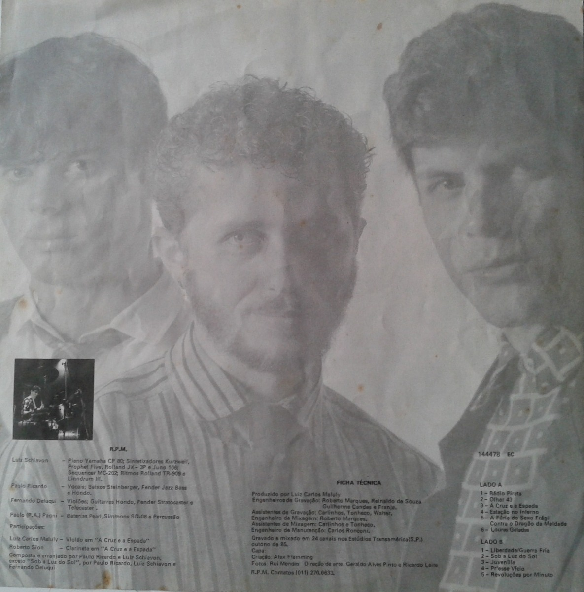 CD REVOLUCOES BAIXAR POR MINUTO RPM
