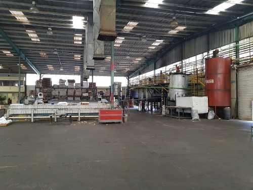 rr-$35 m2 - bodega industrial en av. paseo central frente a home depot y aurrera