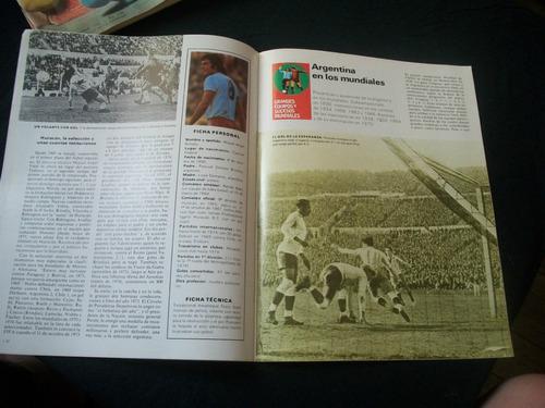rrevista libro del futbol año 1974