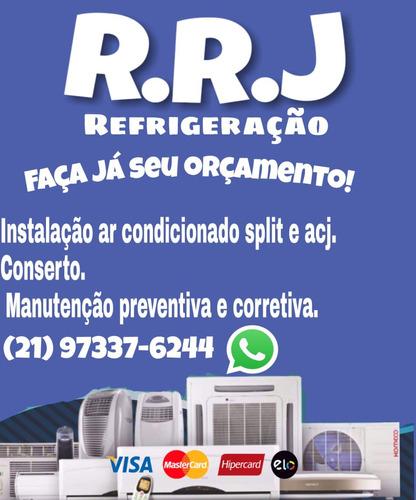 r.r.j refrigeração