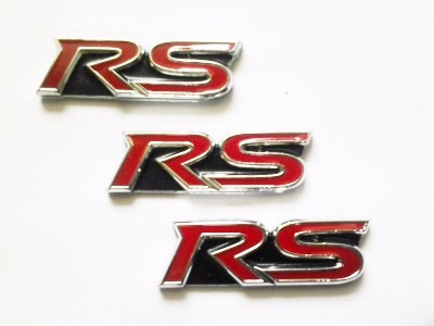 rs  focus emblema ford