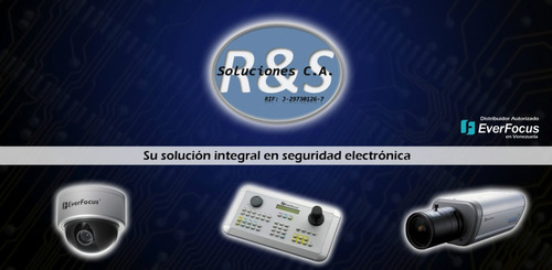 r&s soluciones, c.a distribuidor everfocus venezuela