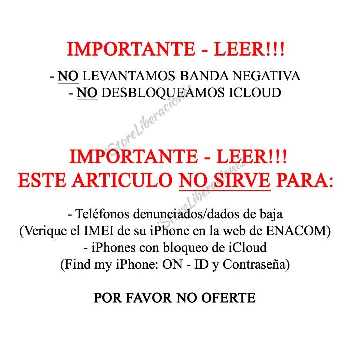 989f9910d03 Rsim iPhone 4 4s 5 5c 5s Claro Chile Desbloqueo Liberar - $ 2.479,99 ...