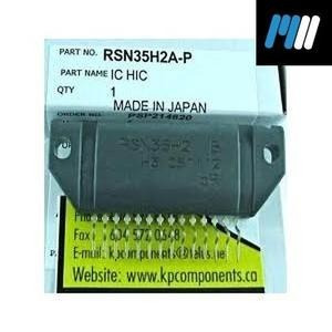 rsn35h2ap   -(732)- panasonic