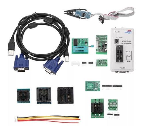 rt809f gravador de bios. acompanha adaptador para bios 1.8v