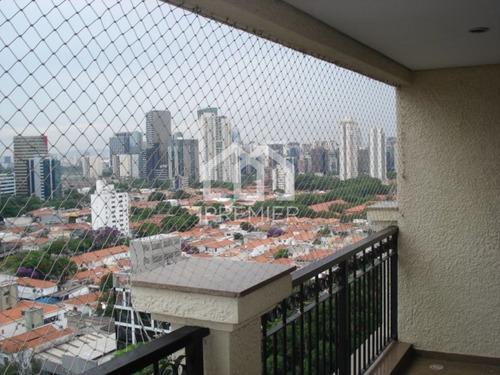 rua, arandu, apartamento andar alto com ótima vista. - ip11142