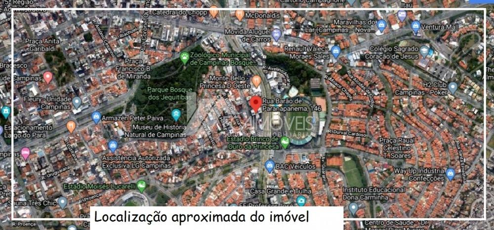 rua barao de paranapanema, bosque, campinas - 456112