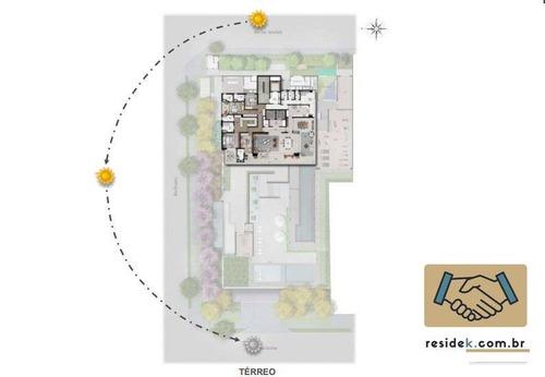 rua curitiba- 332  m² - 04 suítes - em construção - ap0531
