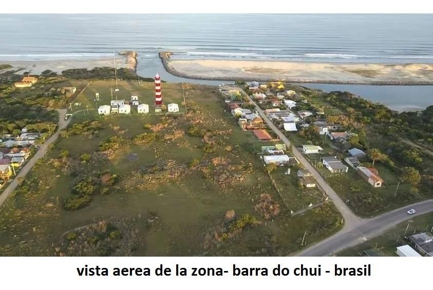 rua  santa catarina barra do chui brasil, zona faro