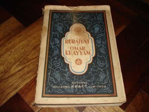 rubaiyat de omar khayyam