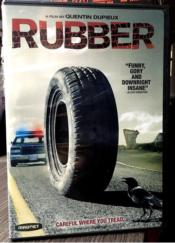 rubber (2010) director: quentin dupieux (comedy, horror)