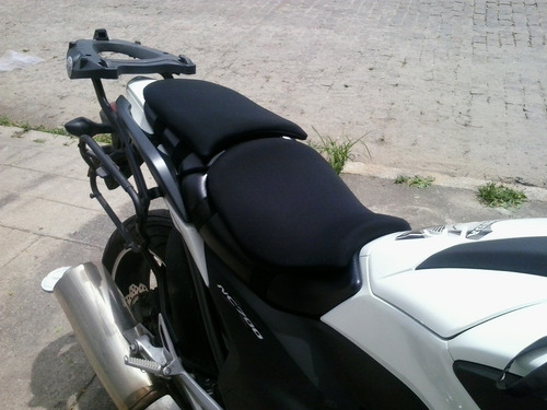 rubbergel motoconfort, almofadas de gel,  kit nc700 e nc750