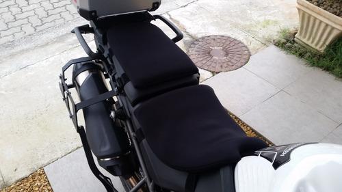 rubbergel motoconfort  almofadas de gel para piloto