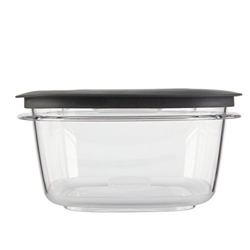 Rubbermaid Premier With Tritantm Plastic Food Storage Container 5 Cup