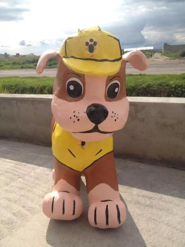 rubble paw patrol piñata