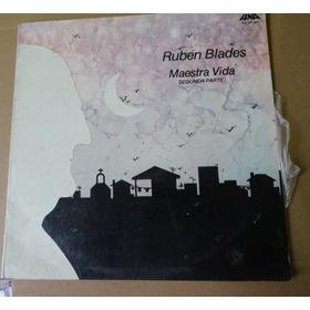 Ruben Blades Maestra Vida 1 Lp Oferta 1
