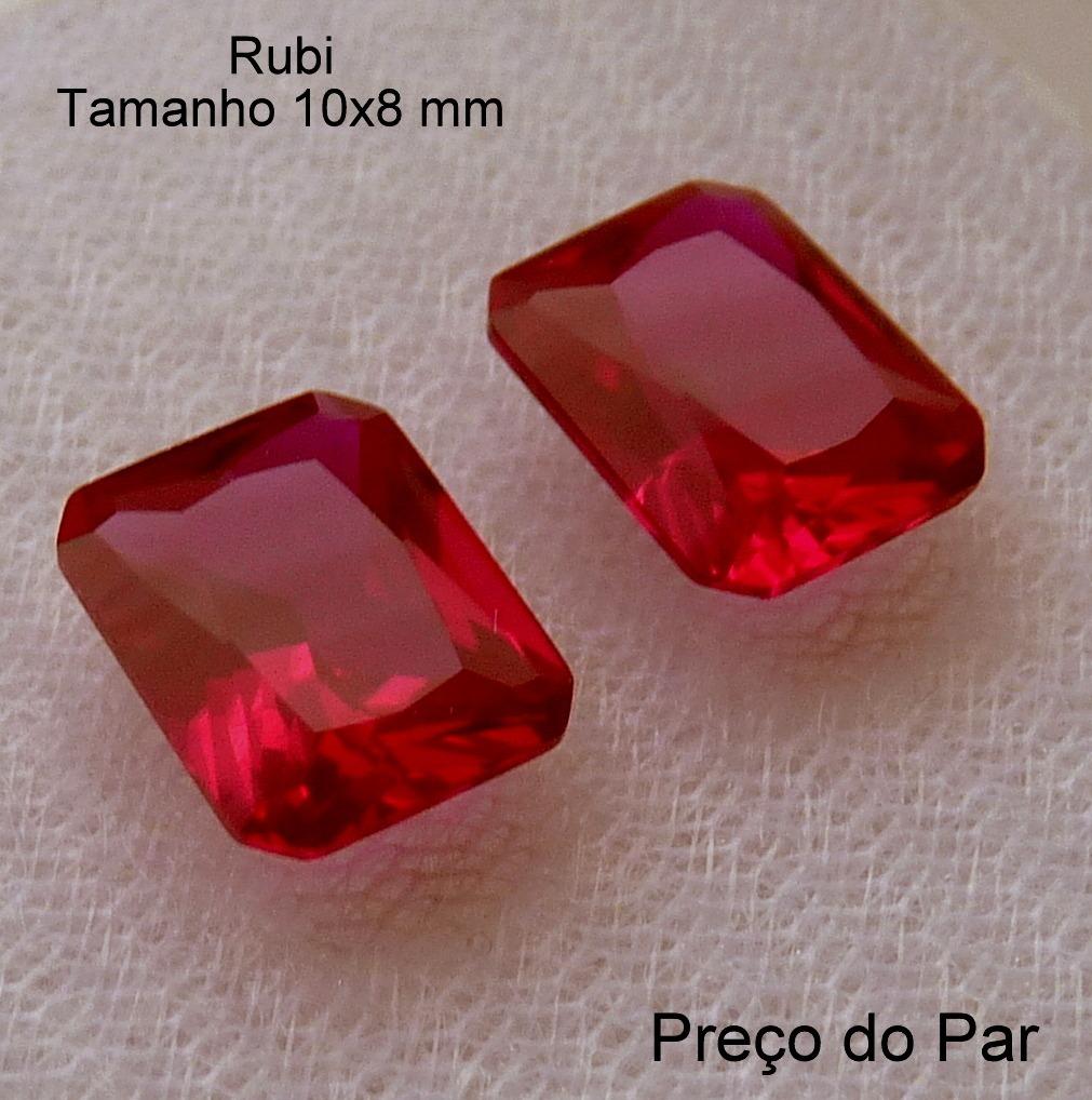 b90f3be8441 rubi pedra preciosa preço das 2 10x8 mm retângulo gemas 3166. Carregando  zoom... rubi pedra preciosa das. Carregando zoom.