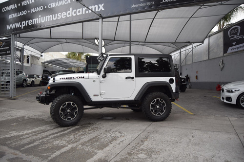 rubicon auto jeep