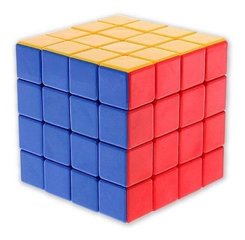 rubik cubo magico cyclone boys 4x4 full color stickerless