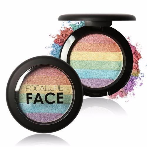 rubor arco iris