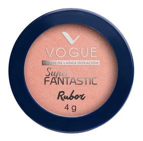 Fantastic Rubor Blush Larga Duracion Rostro Vogue n0wOkP