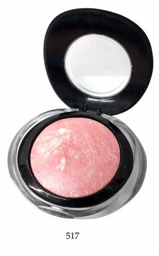 rubor blush luminys guerniss maquillaje profesional + envio