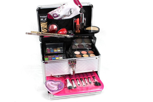 ruby rose maleta maquiagem