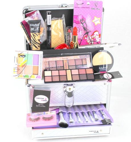 ruby rose maletas maleta maquiagem