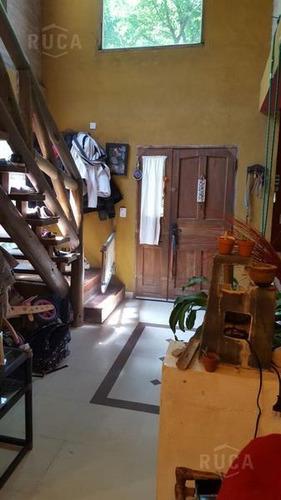 ruca inmuebles   hermosa casa country los caracoles - ing maschwitz