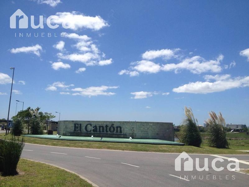 ruca inmuebles   venta   excelente lote con vista abierta al golf   el canton   barrio golf