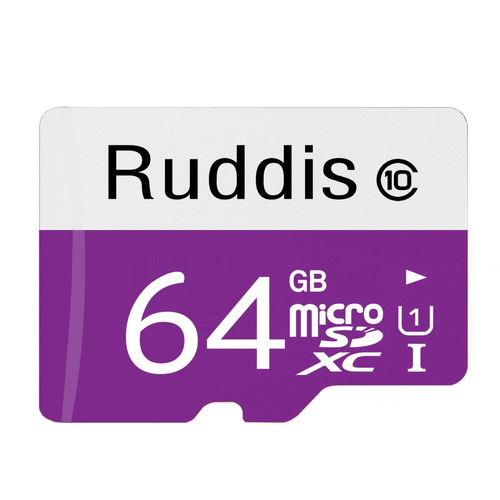 ruddis 128gb high speed class 10 tf micro sdxc uh 1 u1