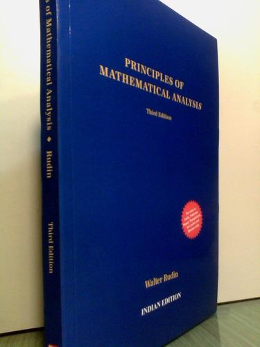 rudin. analisis matematico/ en ingles [vbk02-017]