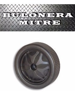 rueda 135 mm petri