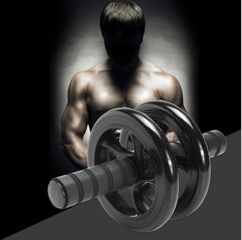 rueda abdominal con alfombrilla muscular sin ruido-237002