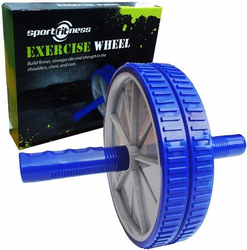 rueda abdominal rodillo ejercicio de brazo espalda gimnasio