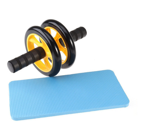 rueda abdominales fitness