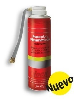 rueda auxilio en aerosol infla repara neumaticos locx