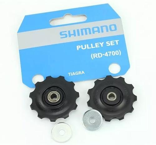 rueda cambio trasero bici shimano tiagra rd-4700