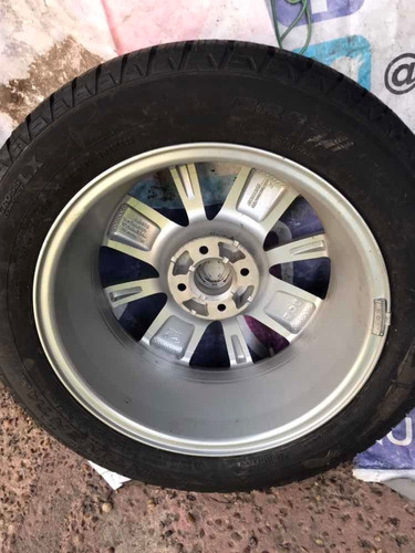 rueda completa sandero stepway