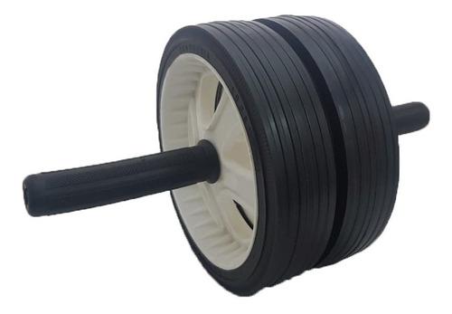 rueda de abdominales doble ejercitador entrenamiento 450 kg