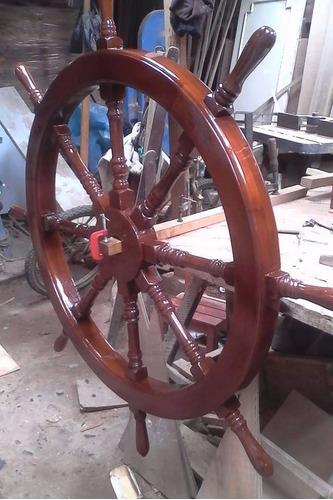 rueda de cabillas, timones para barcos o para adornos