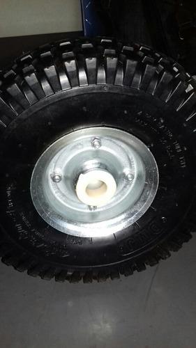 rueda de carrucha 4 lonas 30libras y 50libras