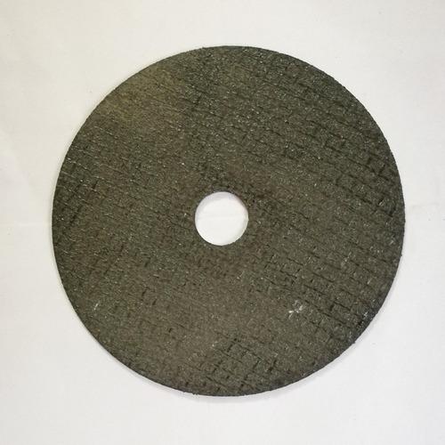rueda de corte de metal acero inoxidable herramienta de