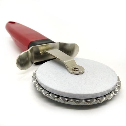 rueda de raviol marca y corta ravioles m/plástico colores