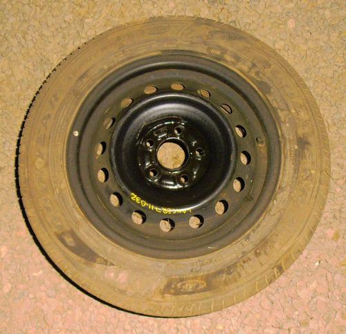 rueda de repuesto 215/60r16  mitsubishi lancer año 2007-2011